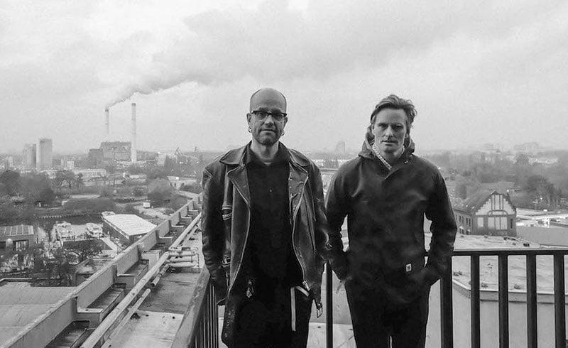 Robert Henke e Gerhard Behles co fundadores do Ableton em Berlim durante o Loop 2016 djanemag brasil - Tech: Confira a evolução do Ableton Live de 2001 a 2021